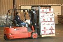 LP forklift used in hazardous atmosphere; 2 workers burned, $110K OSHA fine